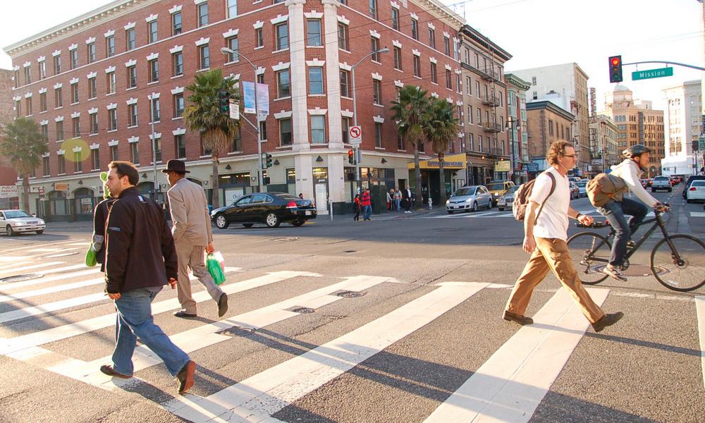 SOMA neighborhood in San Francisco